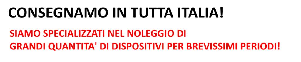 slogan COME LAVORIAMO