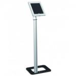 Supporto da Pavimento con Chiave di Sicurezza iPad-Tablet 9.7''-10.1'' bis