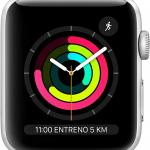 Apple watch serie 3 bianco 42 mm ricondizionato bis