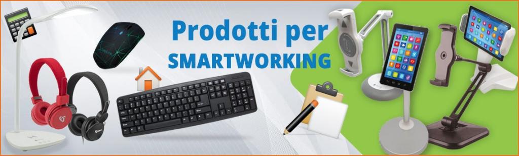 Prodotti per lo Smart Workig